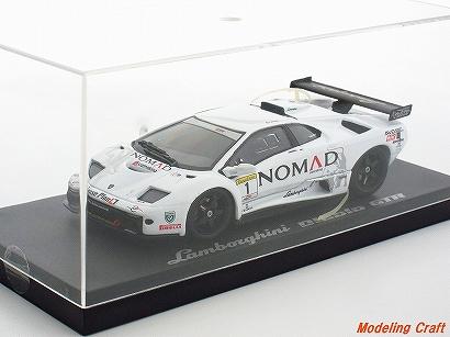 """画像2: Lamborghini Diablo GTR """"White"""" NOMAD Edition"""