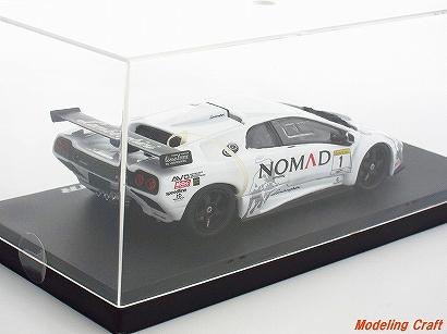 """画像3: Lamborghini Diablo GTR """"White"""" NOMAD Edition"""